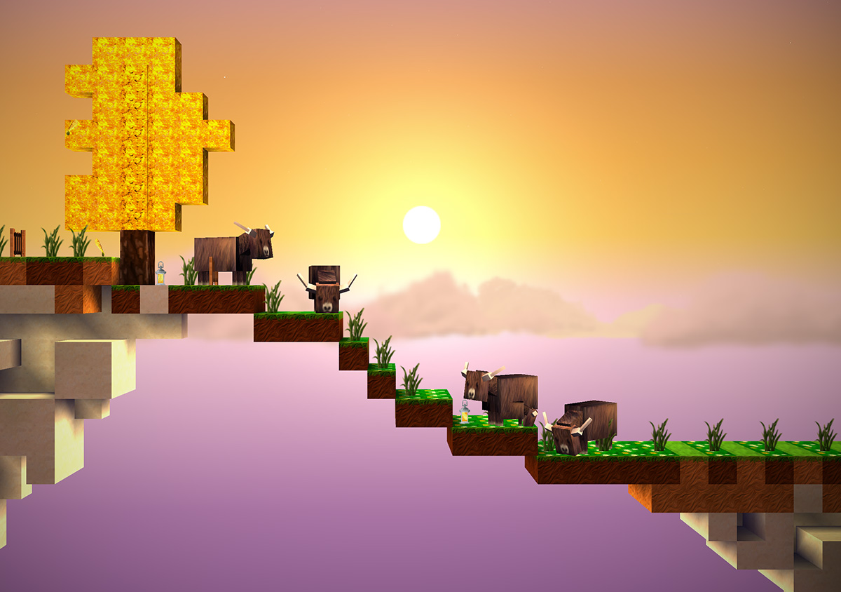The Blockheads 1.7 Launches March 15th feature image